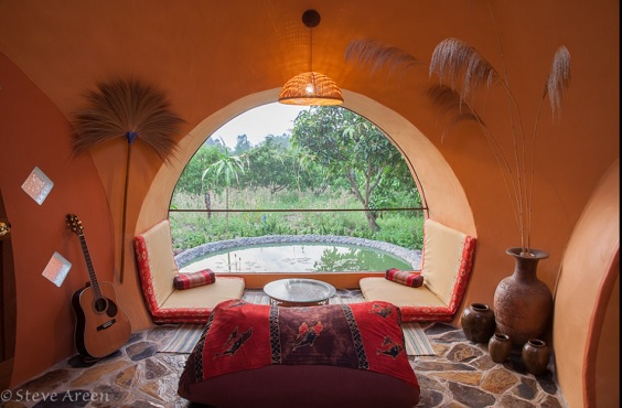Case a cupola a basso costo - Riscaldare casa a basso costo ...